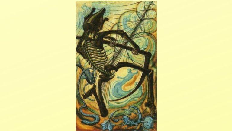 Что предзнаменует аркан Смерти? Колода Алистера Кроули