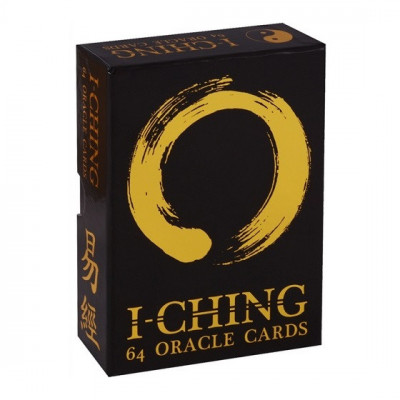 I-Ching. 64 Oracle Cards