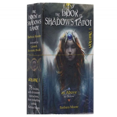 The Book of Shadows Tarot (Книга Теней Таро)