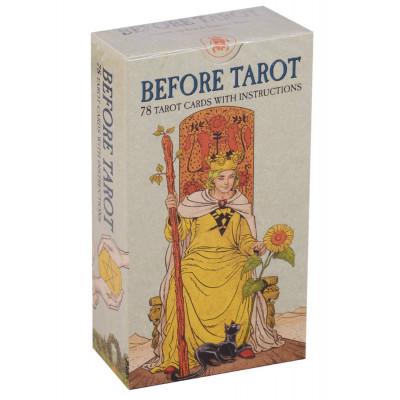 Before Tarot